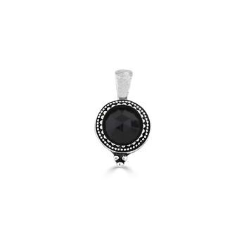 Shades Of Black Petite Pendant (EN1779)
