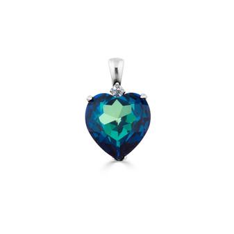 Renaissance Heart Pendant