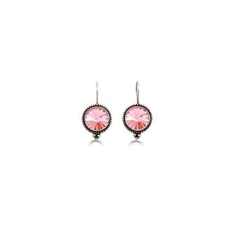 Phoebe Vintage Rose Drop Earrings (E4620)
