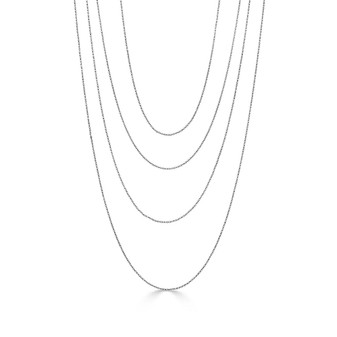 Trinity Chain Necklace (N2069 S/M/L)