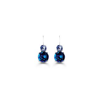 Skyblue Drop Earrings (E4671)