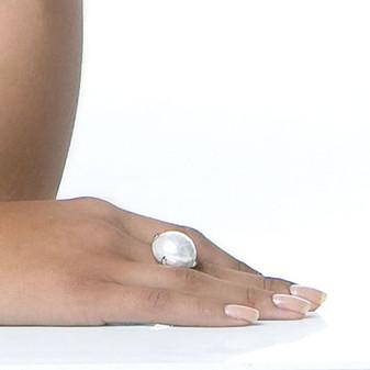 Urban Zen Statement Ring (RR44) (Was £129)