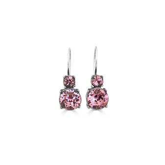 Apple Blossom Drop Earrings