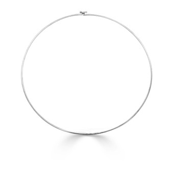 Sterling Silver 925 Collar Necklace