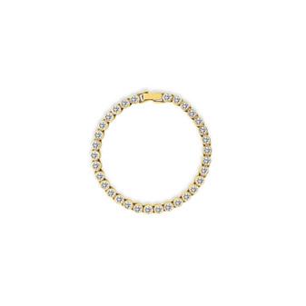 Hello Sunshine Tennis Bracelet