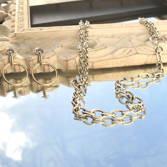 Simplicity Chain Necklace