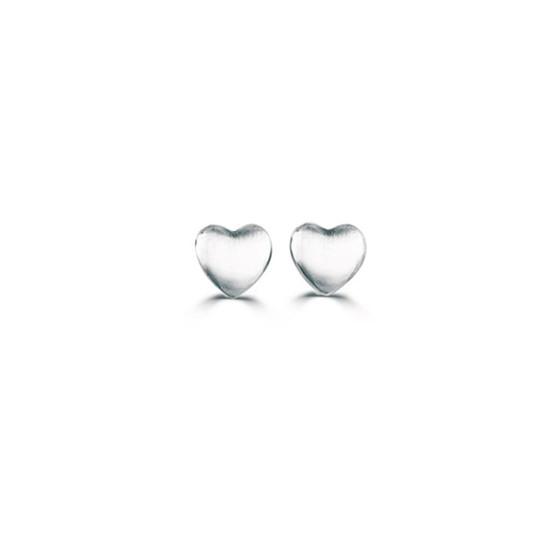 High Society Heart Earrings
