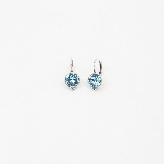 Into The Blue Drop Earrings (E3241)