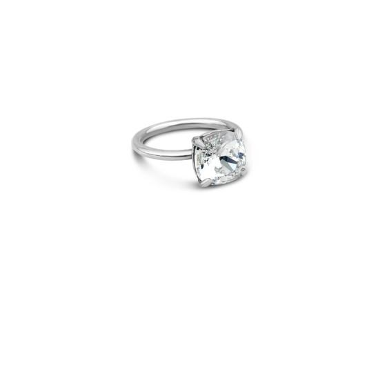 Starlight Cushion Cut Ring