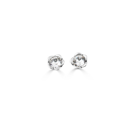 Camelia Stud Earrings (E2006)