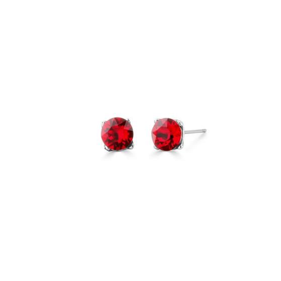 Scarlet Stud Earring (E4265)-£20