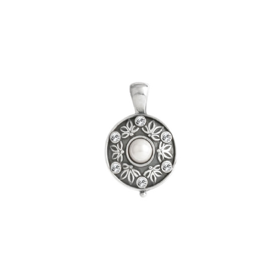 Lily Rose Pearl Pendant