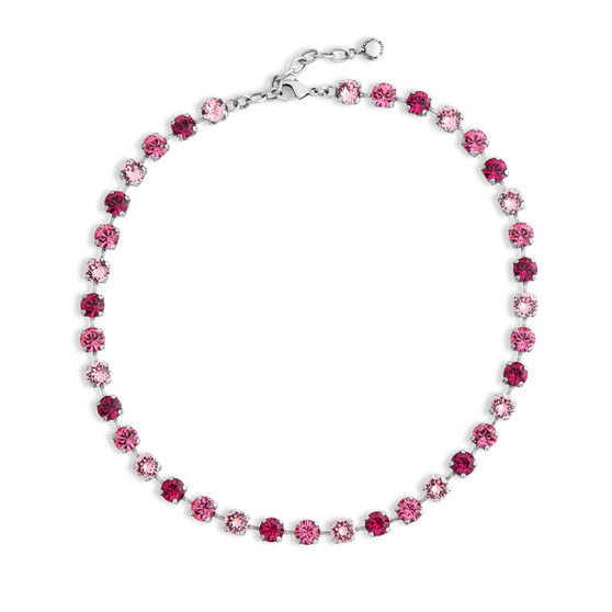 Pink Reflections Necklace (N2028)