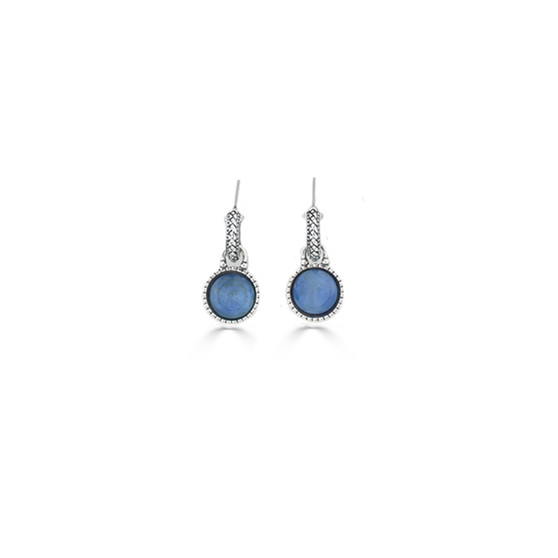 Nerissa Earrings Charms (hoops included) (E4593)