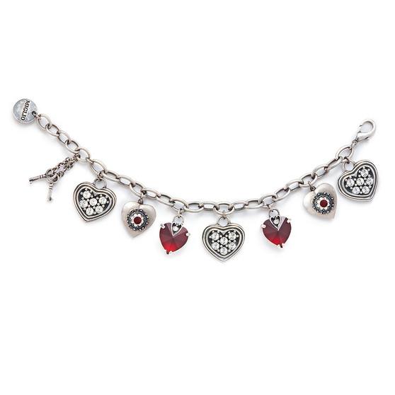 Love Angel Heart Bracelet (B939)