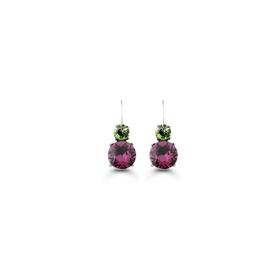 Sage Drop Earrings (E4676)