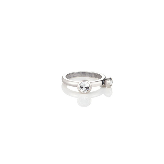 Double Glam  Ring