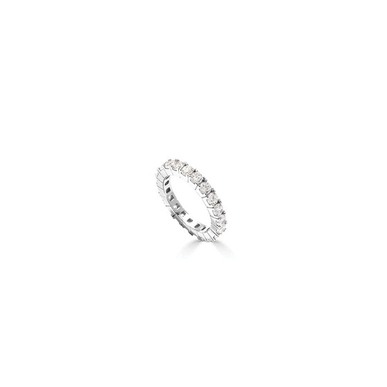 Eternity Ring - Sterling Silver 925
