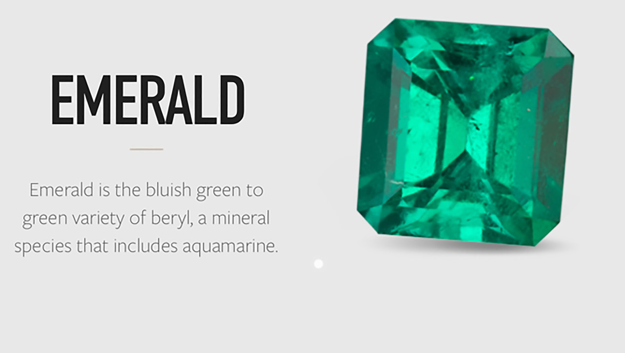 May is for Emerald!