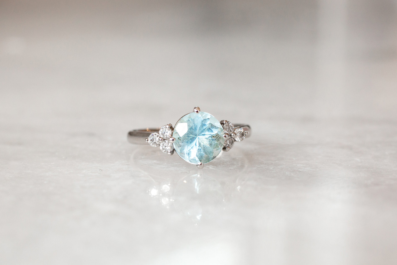 Aquamarine and Amethyst  Birthstones For February and March: Designer Jewelry Pieces You Need To Own
