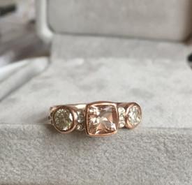 Custom Rings starts at 2000.00