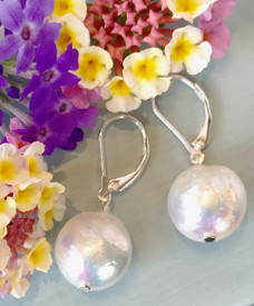 Freshwater Baroque Natural Pearls