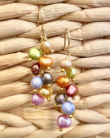 Pastel pearls dance!