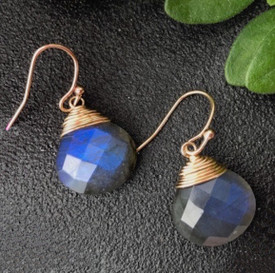 contrasting gold filled wire