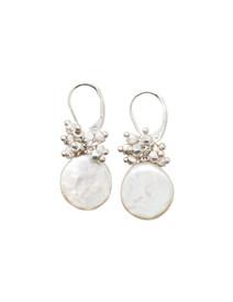Our Coin Pearl earrings as seen in Sundance Catalog!