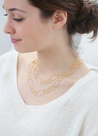 Long Glitter Chain