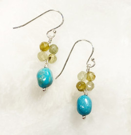 Holly's Favorite Turquoise Earring