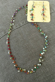 so pretty. Everyone loves this necklace.