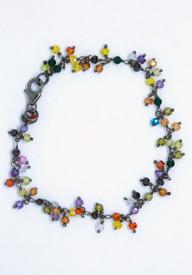 Dangle chain bracelet