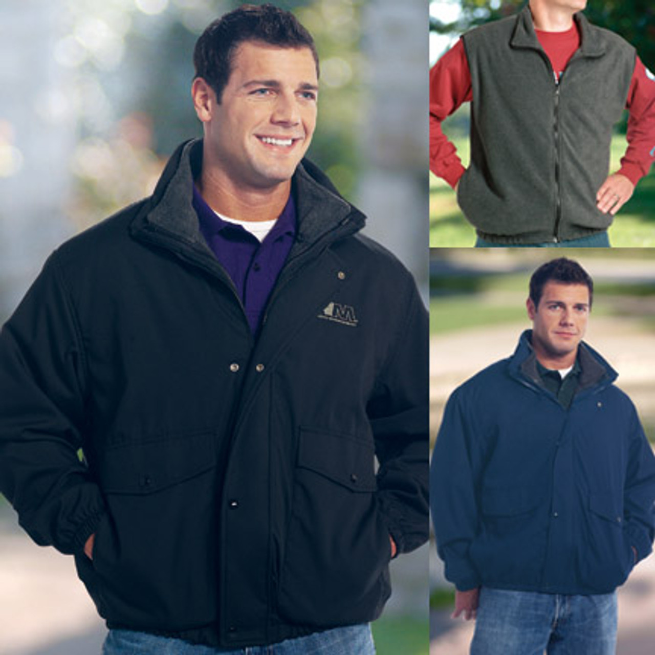 Advantage 3-in-One Systems Jacket by King Louie