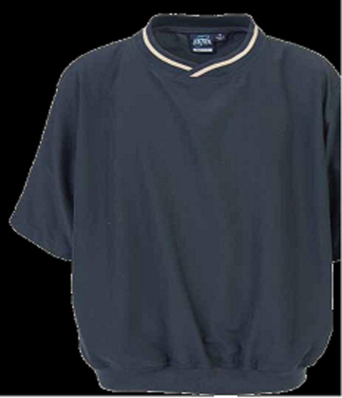 Akwa Mens Micro Fiber Crew Neck Shirt