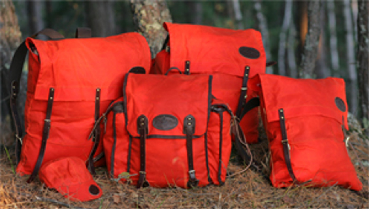 Frost River Hunter Orange Utility Pack-Small