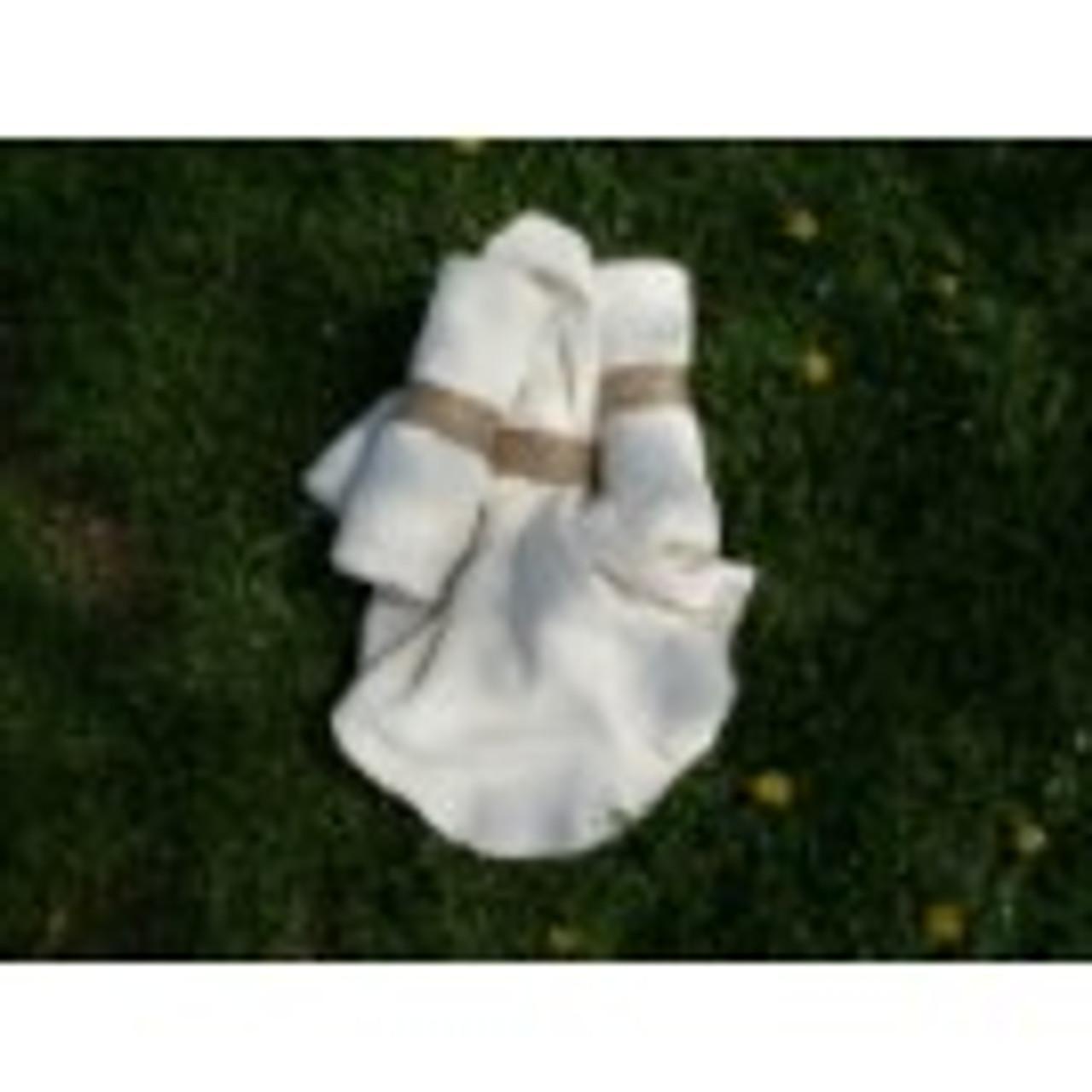 SOS - Organic Cotton Baby Bib