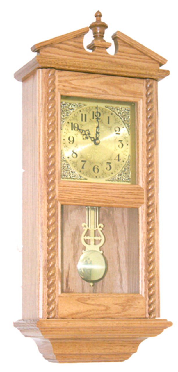 Rope Wall Clock