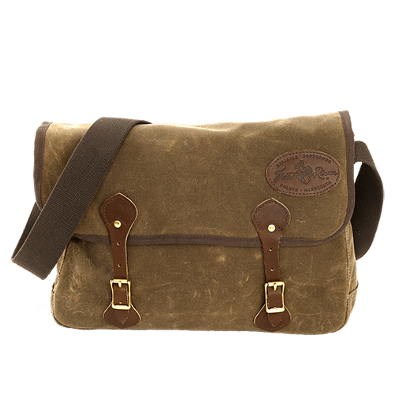 CARRIER BRIEF MESSENGER BAG