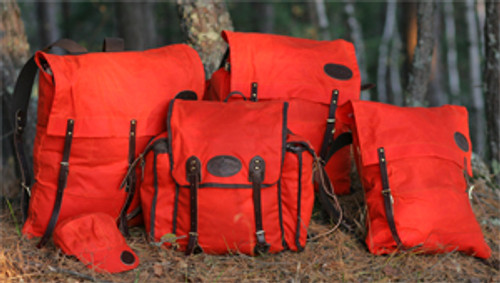 Frost River Hunter Orange Utility Pack-Signature
