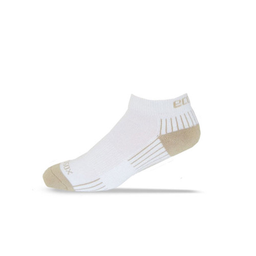 Active Sport Lo Cut Large White/Red