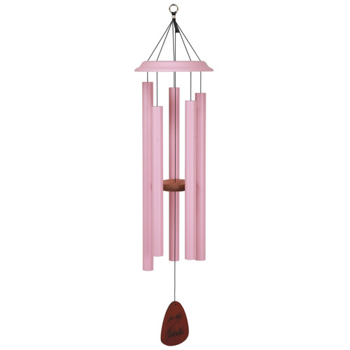 For the Girls® 47-inch Pink Wind Chimes