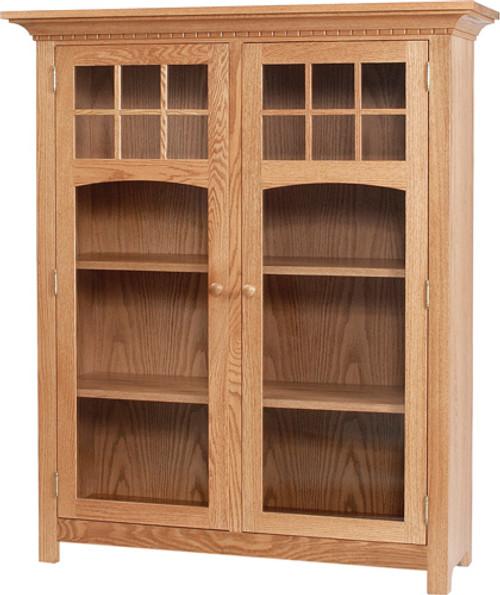 HC Two Door Book Case