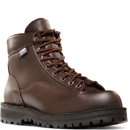 WOMEN'S EXPLORER ALL-LEATHER BROWN