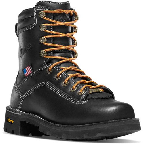 WOMEN'S QUARRY USA BLACK