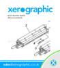 Xerox Digital Press  DP 700,700i 770 J75 C75 550 560 570 Developer Tank KIT-HSG DEVE YMC - 604K86350 604K50032 604K50033 604K50031 604K86351 604K85130 641S00638
