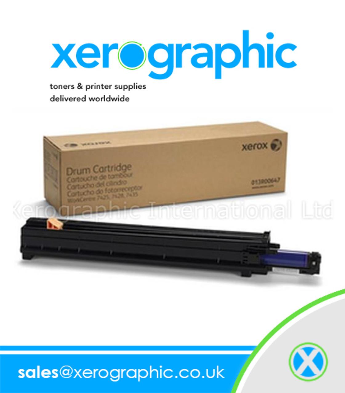 Xerox Genuine Drum Cartridge (£149 00) 013R00662 WorkCentre