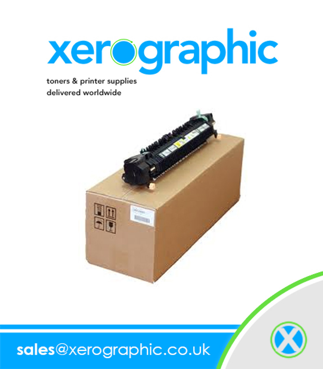 Xerox WorkCentre 5325 5330 5335 Genuine 220V Fuser Cartridge 126K29403  126K29404 (150,000)