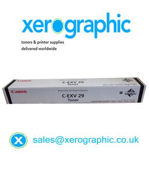 2790B002AB Canon C5030 C5035 C5235 C5240 Genuine Black Toner Cartridge C-EXV 29-BK