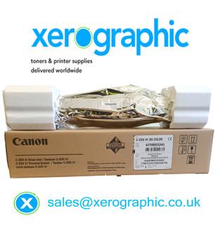 6370B003[AA] C-EXV 41 Canon Genuine Color Drum Unit Cartridge - 6370B003[AA] ImageRUNNER ADVANCE C7260, C7270, C7280, C9280 Pro